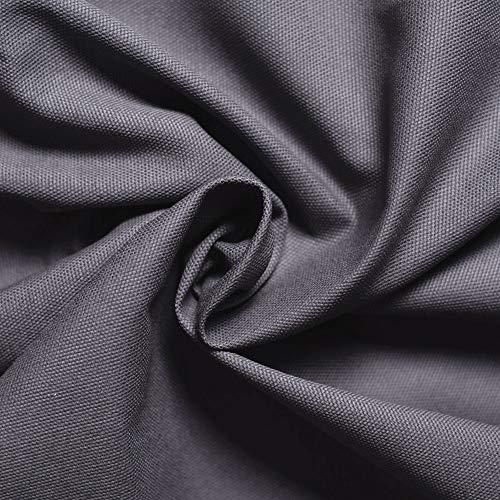 keyhelm s.r.l. Tessuto fonoassorbente Panama S322 - Colore Grigio