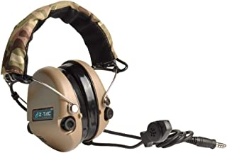 Best element military grade tactical communications headset Reviews