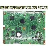 for SHarp logic board CPWBX4400TP RUNTK4400TP 4400TP ZA ZB ZC ZZ