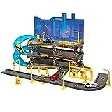 Speed&GO - Parquin de coches juguete, Parking juguete coches, 4 coches metálicos, Rampa coches juguetes, Parking 3 plantas, Para niños a partir de 3 años, Speed & GO (43587)