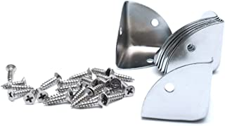 Best stainless steel box corners Reviews