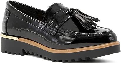 London Rag Slip on Loafers with Tassel