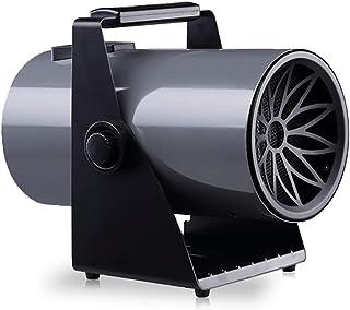 CCFCF Calefactor Cerámico Profesional, 3000 W,para El Taller Garaje De La Casa Verde Fábrica De 3 Velocidades De