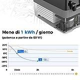 Zoom IMG-2 40 litri frigoriferi auto12v 240v