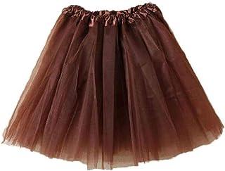 Amazon.es: falda tutu mujer - Marrón