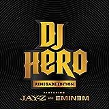 Eminem Music Album DJ Hero Renegade Edition (2009) Póster de portada Arte de pared Impresión en lienzo Pintura Sala de estar Decoración del hogar-24x24 pulgadas Sin marco (60x60cm)