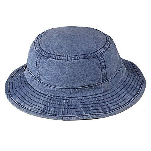 Yue668 Chapeau De Pêcheur Unisexe, élégant Chapeau De Soleil En Plein Air, Femmes Hommes Chapeau Wild Sun Protection Cap Outdoors
