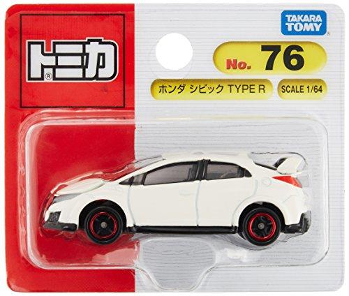 トミカ No.76 ホンダ シビック TYPE R (BP)