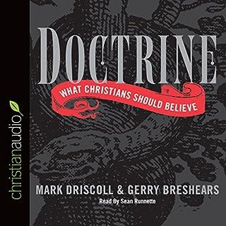 Doctrine audiobook cover art
