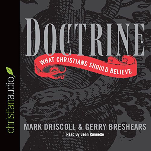 Doctrine audiobook cover art