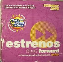 Estrenos Fast Forward by Charlie Cruz, Midon, Doble Impacto, Los Hijos De Los Celebres (1999-01-01)