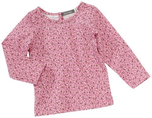 Lana X-Shirt Anna 92 1265 5007 Bébé Fille Vêtement de Bébé Fille/Haut - Rose - 86 cm/92 cm