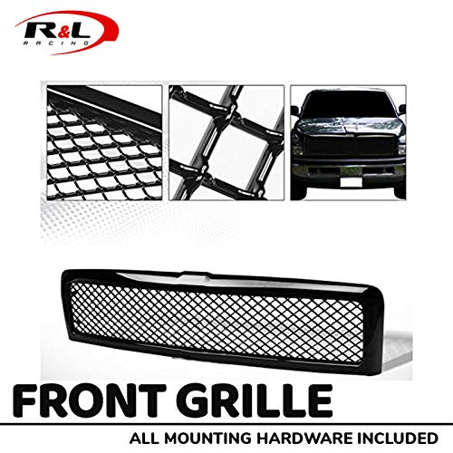 dodge challenger grill guard - 2