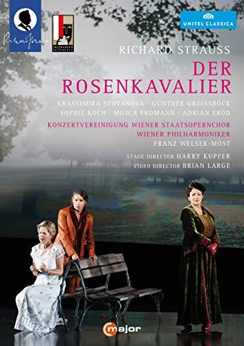Richard Strauss - Der Rosenkavalier [Salzburger Festspiele 2014] [2 DVDs]
