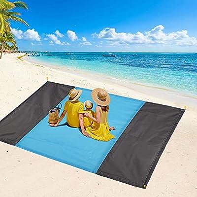 Amazon - Save 50%: FAHZON Beach Blanket,Sandproof Waterproof Picnic Blanke…