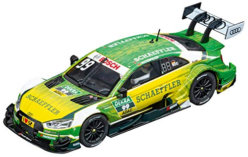 Carrera 27572 Audi RS 5 DTM M. Rockenfeller No. 99 1:32 Scale Analog Evolution Slot Car Racing Vehicle