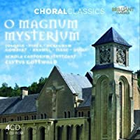 O Magnum Mysterium by Schola Cantorum Stuttgart (2011-11-15)