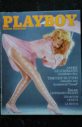 bon comparatif PLAYBOY 125 Avril 1984 Entretien avec ANDREGLUSXMANN JOHNVELL EROTIC DANNA CANNONLESA-ANNPEDRIANA… un avis de 2021