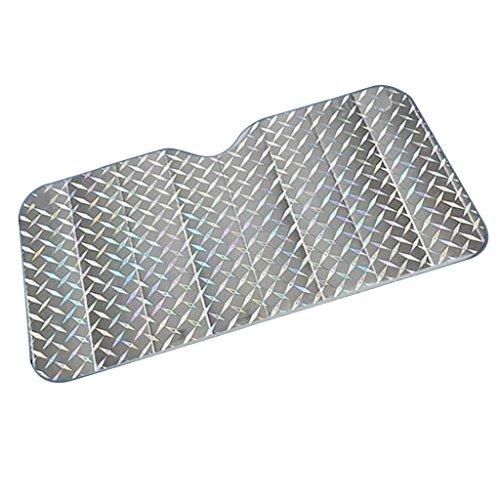 prasku Parabrisas de Coche Reflector de Parasol Protector Anti UV Cubierta de Bloque de Visera