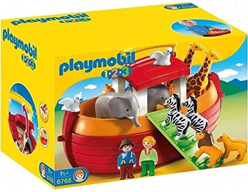 Playmobil – 6765 – 1.2.3 Arca de Noé Maletín