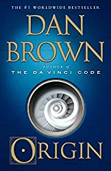 Origin, novel, Kindle edition, Dan Brown