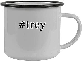 #trey - Stainless Steel Hashtag 12oz Camping Mug