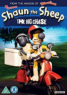 Shaun The Sheep - The Big Chase