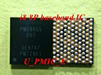 3個の新しいPMD9655 0VV U_PMIC_E for iphone 8 8plus RFパワーマネジメントPMIC ICチップ