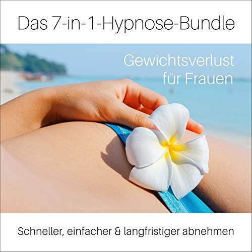 Das 7-in-1-Hypnose-Bundle - Gewichtsverlust für Frauen Titelbild