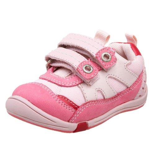 Jumping Jacks Playground Sneaker (Toddler),Hot Pink,8 W US Toddler