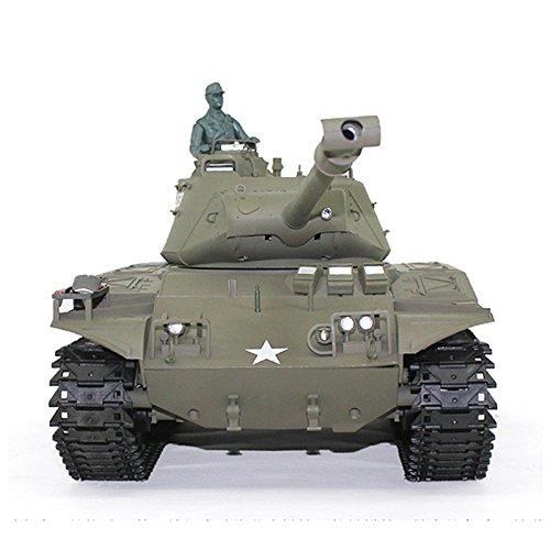 1/16 Henglong TK7.0 Plastic Walker Bulldog RC Tank Model IR Airsoft 3839