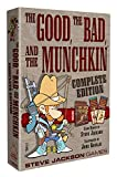 Steve Jackson Games Munchkin The Good The Bad The Munchkin Complete Edition - English