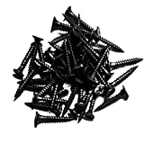 Pure Source India Dry Wall Screw for Fixing Wood, Plywood, Plasterboard,Size 38 mm / 1.5' inch, Pack of 200 Pieces.