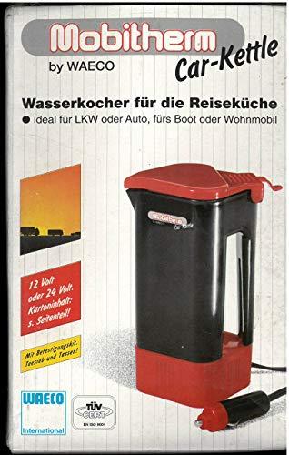 MOBITHERM Car-Kettle - Hervidor de agua para 2 tazas (12 V)