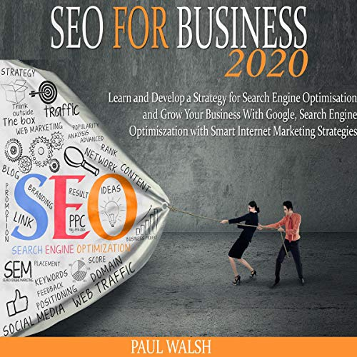 SEO for Business 2020 cover art