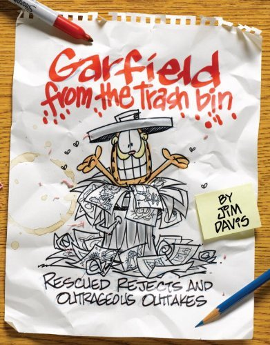 Garfield from the Trash Bin: Rescued Rejects and Outrageous Outtakes by Jim Davis (Editor, Illustrator) � Visit Amazon's Jim Davis Page search results for this author Jim Davis (Editor, Illustrator), Brett Koth (Editor, Illustrator), Mark Acey (Editor), (2-Aug-2010) Paperback