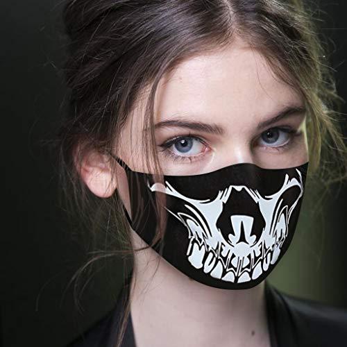 WUSIKY - Revestimiento facial para adultos y hombres