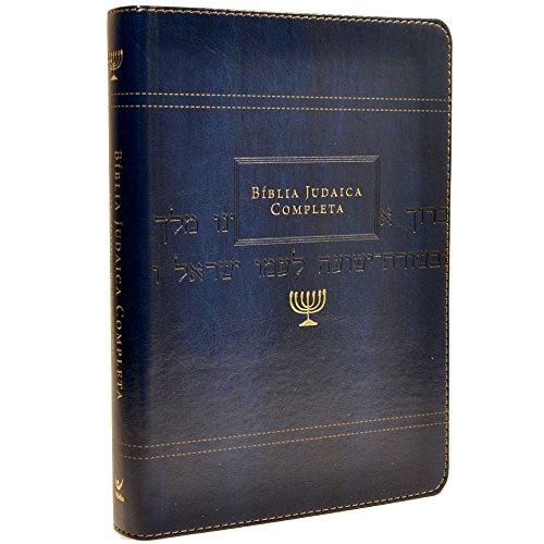 Bíblia Judaica Completa. Azul