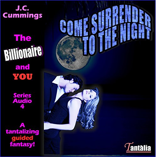 Come Surrender to the Night audiobook cover art