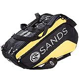 Eigenmarke Thermo Tennistasche Schlägertasche für 6 Schläger Racket Bag Tasche