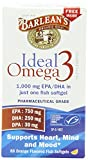 2 PACK: Ideal Omega3 - Softgels - 60 ct.