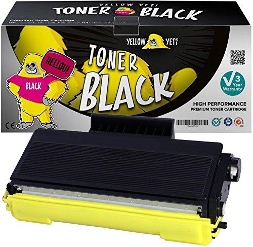 Yellow Yeti TN3280 (8000 pagine) Toner compatibile per Brother DCP-8070D DCP-8085DN HL-5340D HL-5340DL HL-5350DN HL-5370DW HL-5380DN MFC-8370DN MFC-8380DN MFC-8880DN MFC-8890DW