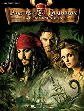 [(Pirates of the Caribbean: Dead Man's Chest (Easy Piano) )] [Author: Hal Leonard Publishing Corporation] [Apr-2007]