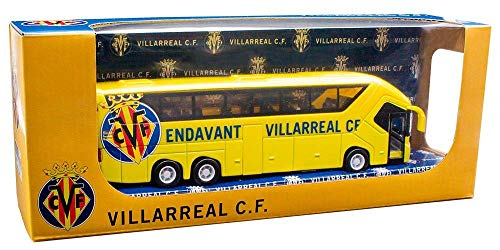 Eleven Force Autobús Villarreal CF, Color Amarillo (12975)
