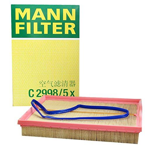 Mann luchtfilter C2998/5x POLO GOLF IV V