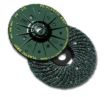 ZEC - Litex Grinding Disc/Wheel 7  S/C 16 GRIT Heavy Duty Disk