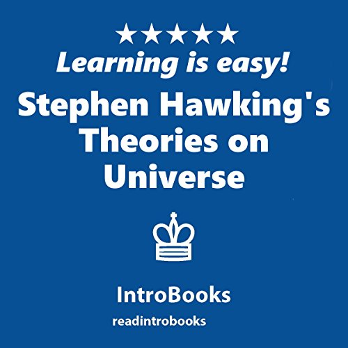 Couverture de Stephen Hawking's Theories on Universe