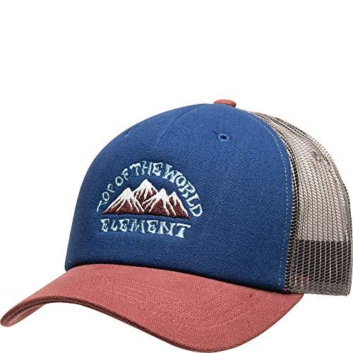Element - Gorra de malla para hombre, color azul, talla única