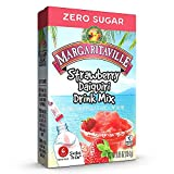 Margaritaville Strawberry Daiquiri Singles to Go 6 Packets X 2 Boxes =12 Packets