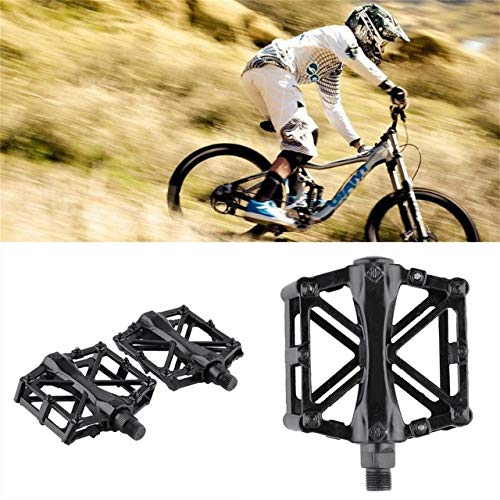 SZXCX Par de aleación de Aluminio Ultraligero Pedales de Bicicleta Bicicleta de...
